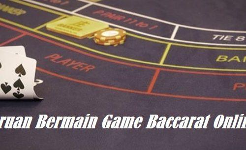 Keseruan Bermain Game Baccarat Online