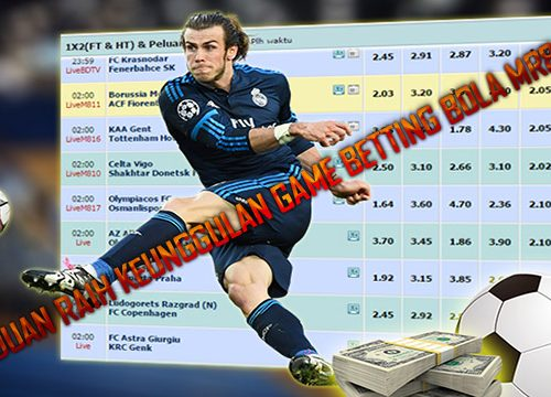 Panduan Meraih Keunggulan Game Betting Bola Mr8 Asia
